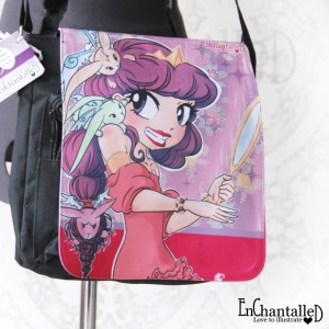 prinsessen tas EnChantalled