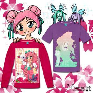 kinderkleding anime meisjeskleding manga kawaii